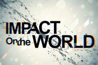 企業理念「Impact On The World」