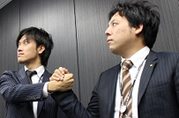 メンバーが互いに認め合い、切磋琢磨しながら高め合うベンチャー企業