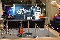 @Beat!ブランドを東京国際フォーラムでお披露目