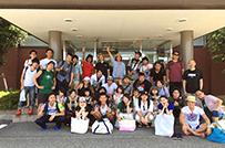 夏休みは社員みんなで淡路島でバーベキュー大会を開催!
