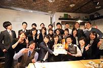 メンバーの誕生日イベントも<br />大盛況!