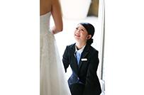 それぞれの新郎新婦にとって<br />最高の結婚式を創るために