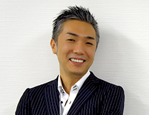 株式会社ライズサービス 代表取締役 南 篤志