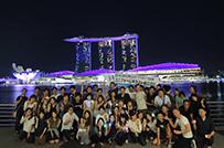 2年に一度の海外研修。前回はシンガポールでした。
