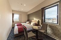 JAPANINGホテルのお部屋