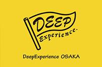 DeepExperienceのロゴ!